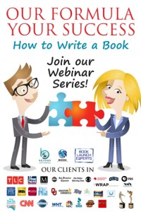 Write Your Book Formula Webinar