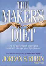 The Maker's Diet Dr. Jordan Rubin